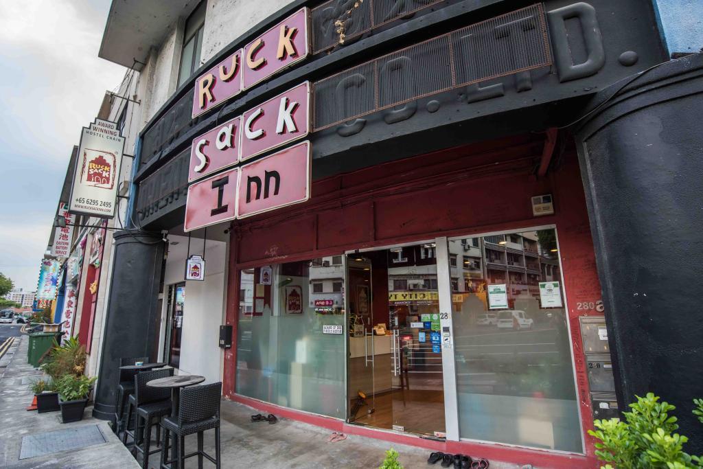 Rucksack Inn @ Lavender
