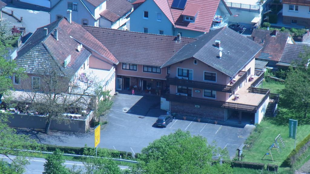 Hotel- Restaurant Grüner Baum