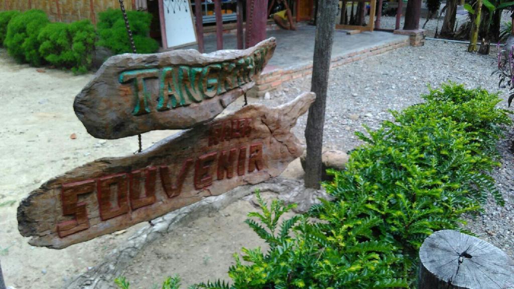 Bambu River Guesthouse Tangkahan