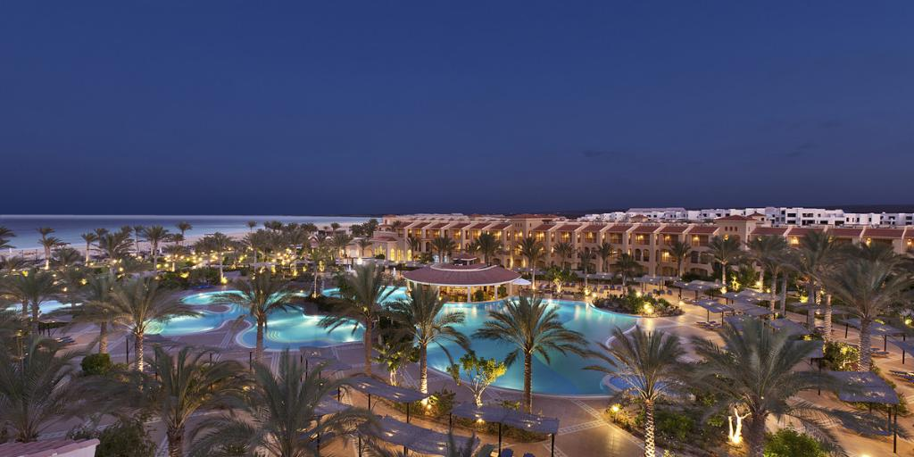 Jaz Almaza Beach Resort