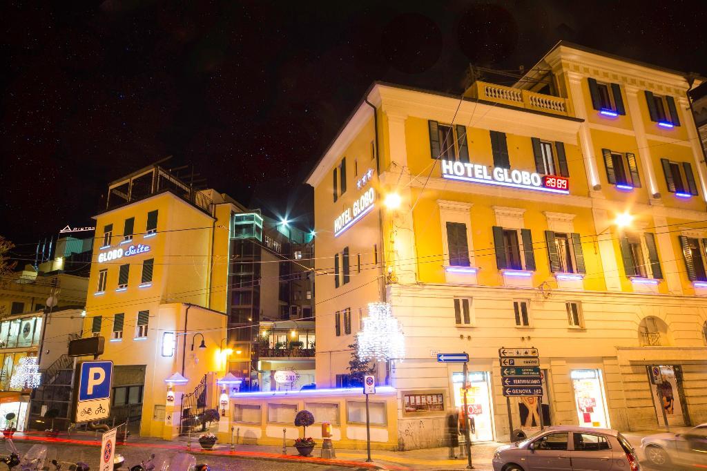 Hotel Globo & Suite Sanremo