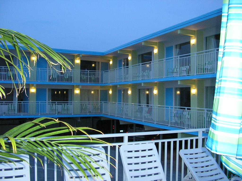 熱帶花園汽車旅館