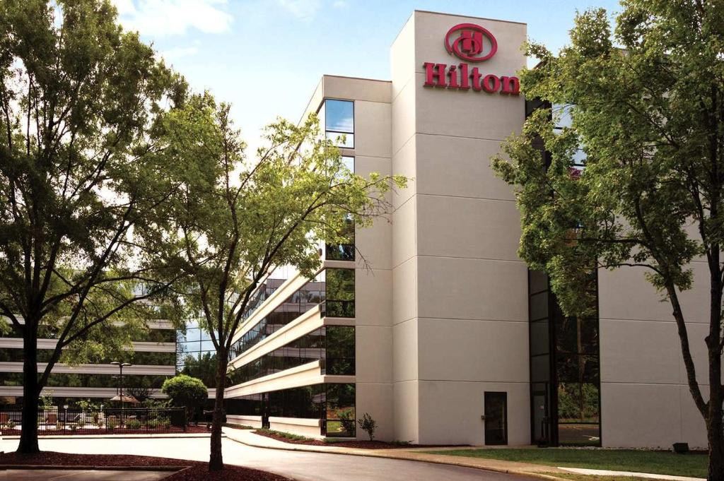 Hilton Durham near Duke University