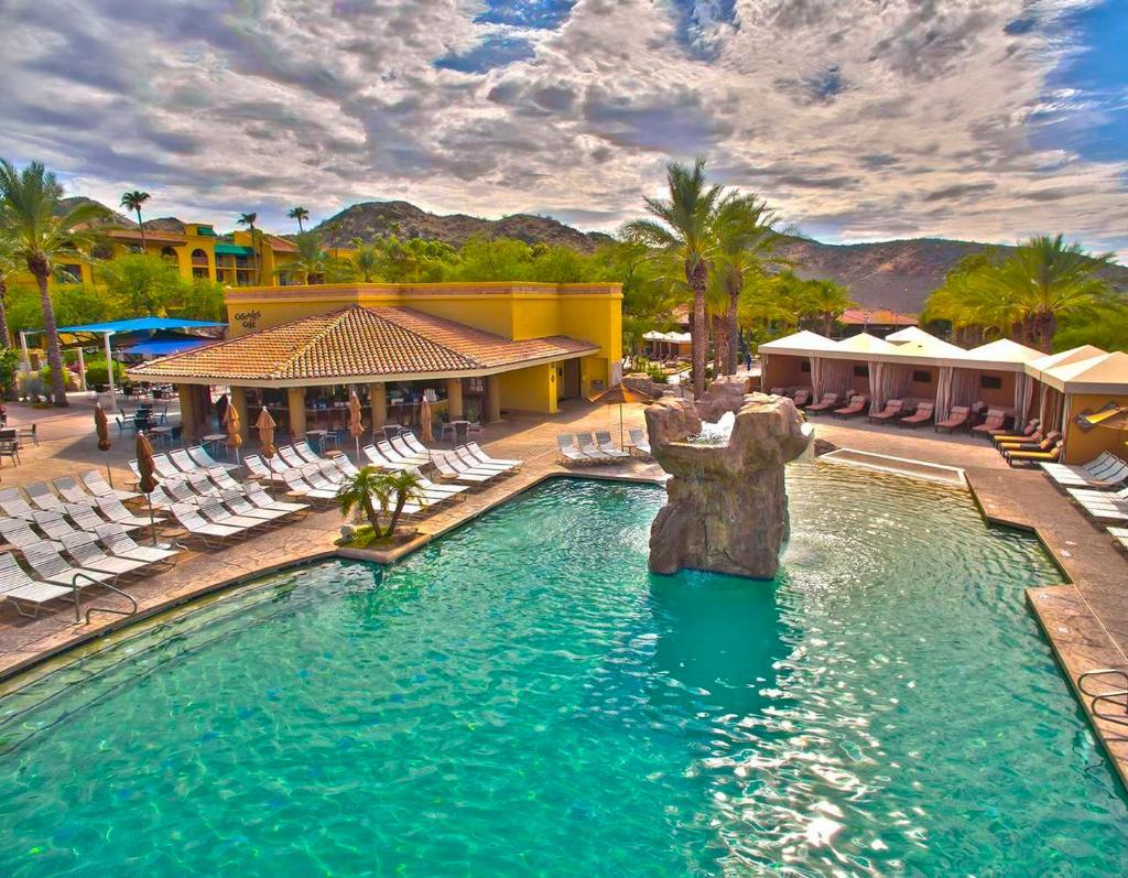 希爾頓珀恩特塔巴蒂奧懸崖度假飯店