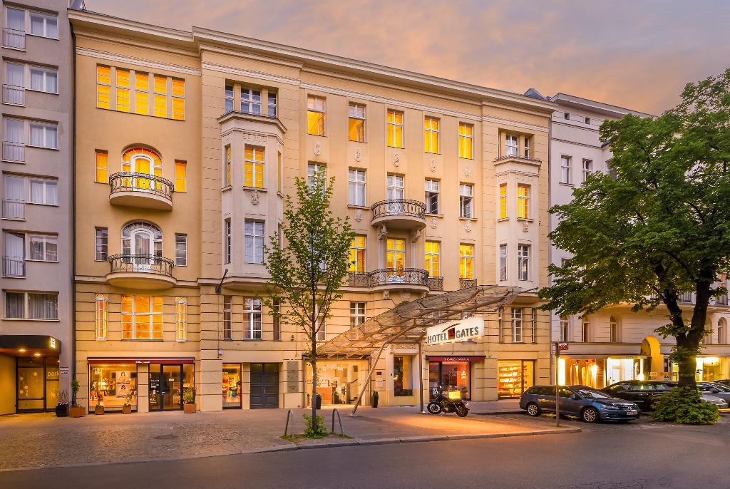 柏林夏洛滕堡蓋茨諾富姆酒店