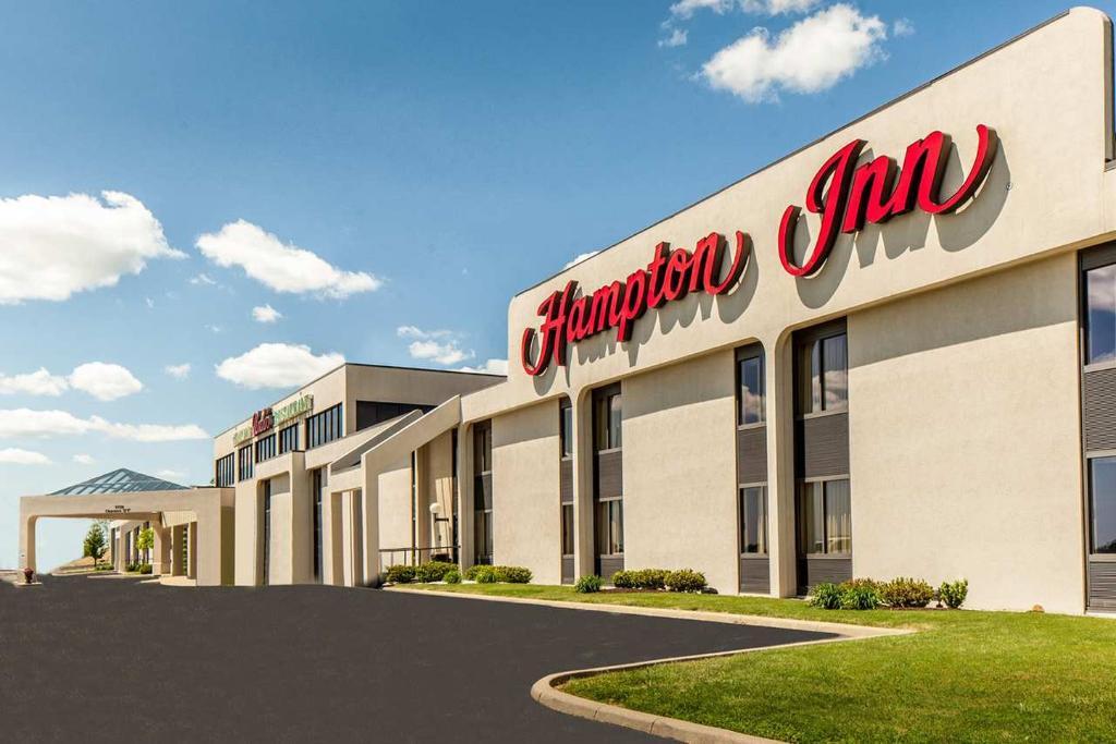 Hampton Inn St. Clairsville