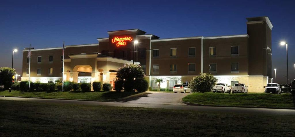 Hampton Inn Seguin