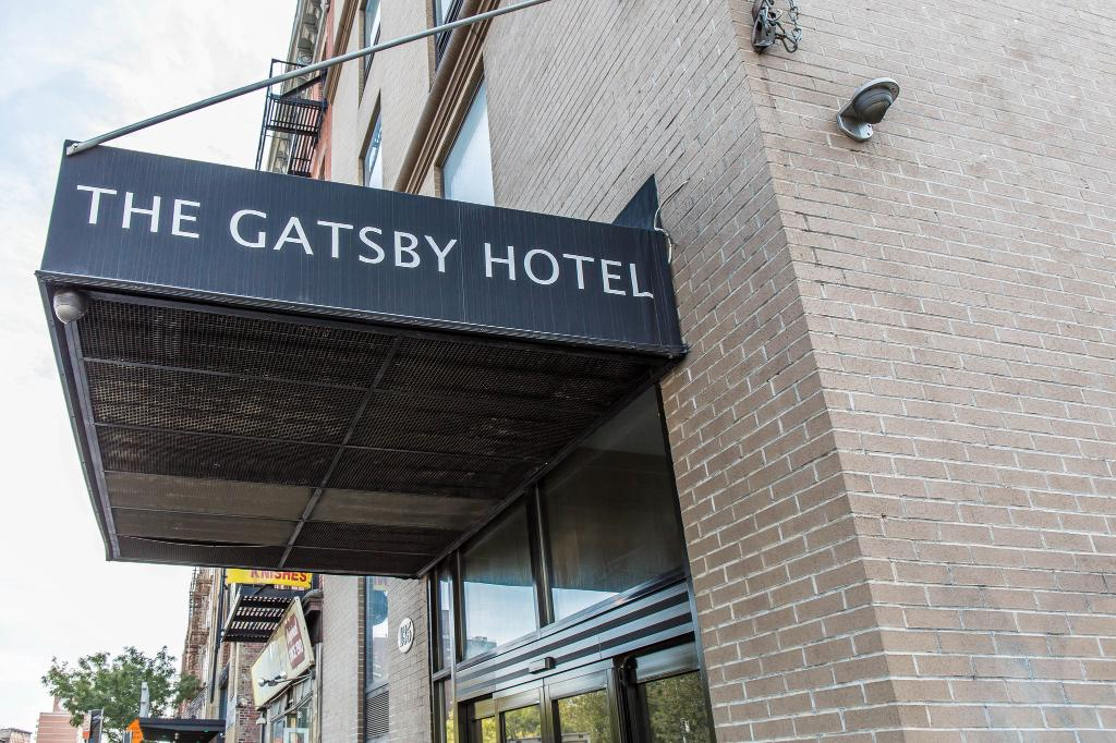 ‪The Gatsby Hotel‬
