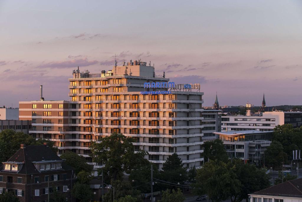Maritim Konferenzhotel Darmstadt