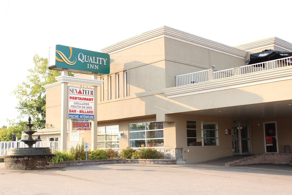 Quality Inn Mont Laurier