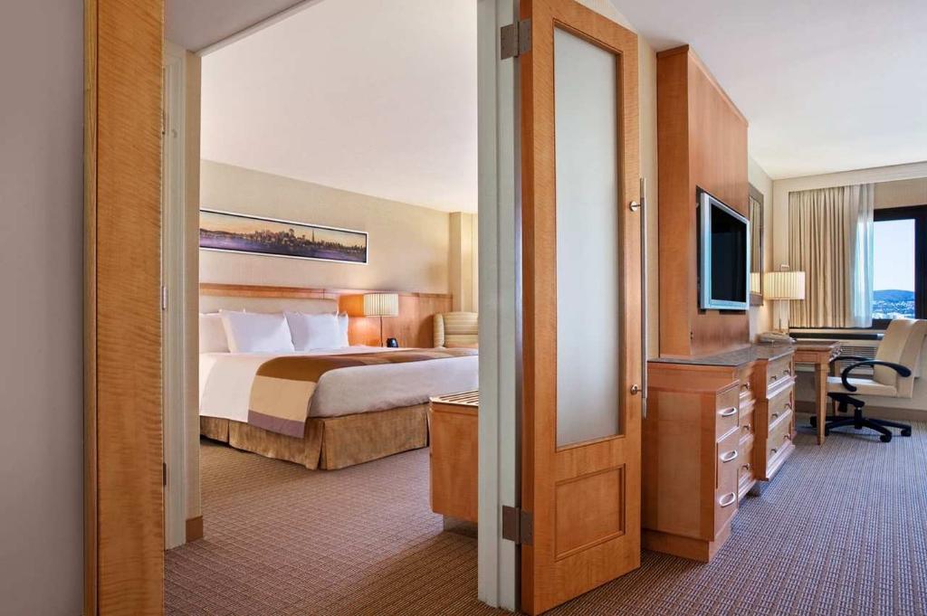 舊金山機場海灣希爾頓酒店