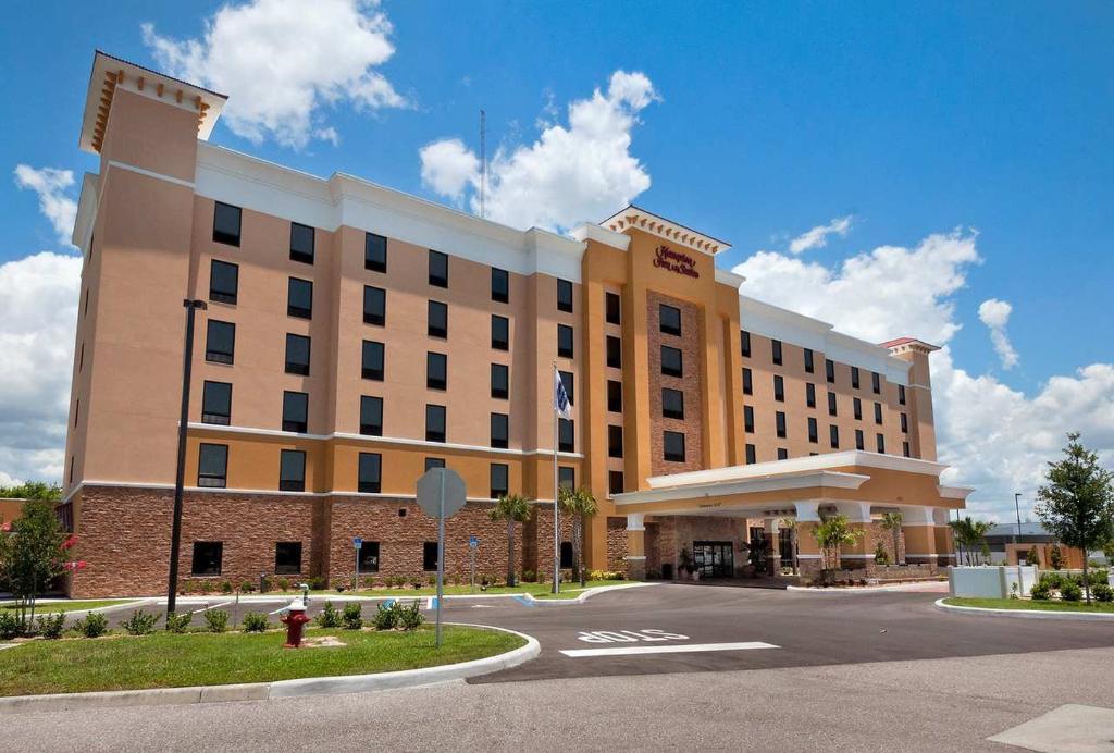 Hampton Inn & Suites Tampa Northwest Oldsmar