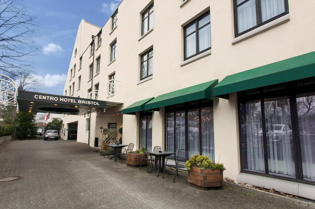 Gunnewig Hotel Bristol Mainz