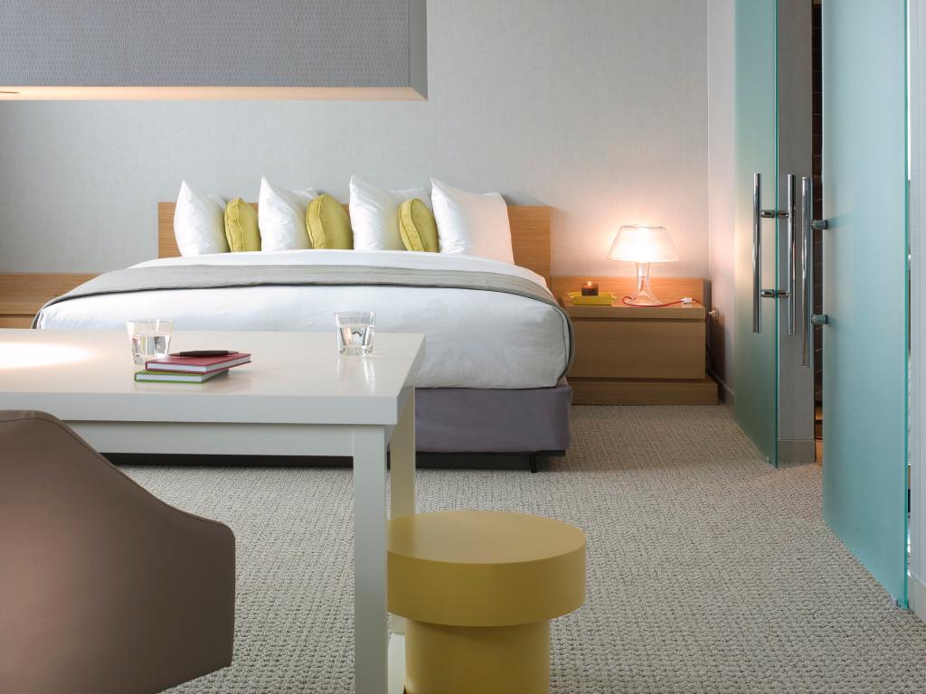 インターコンチネンタル シカゴ オハレ ホテル