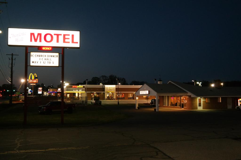 Charlotte Hall Motel