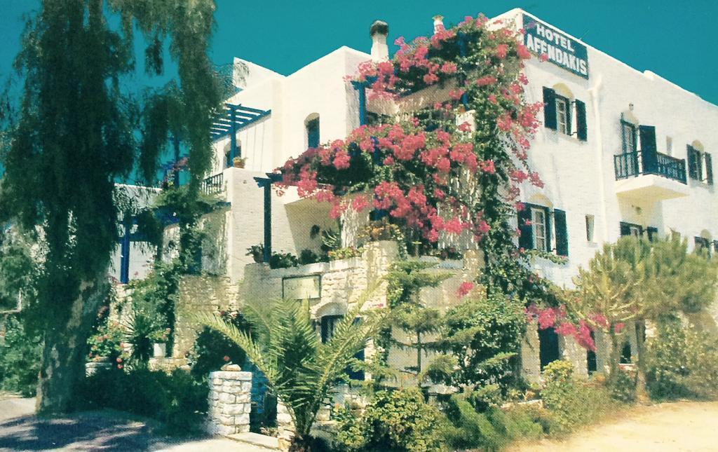 Afentakis Hotel Paros