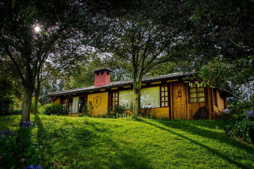 Hacienda Hostería San Luis 飯店
