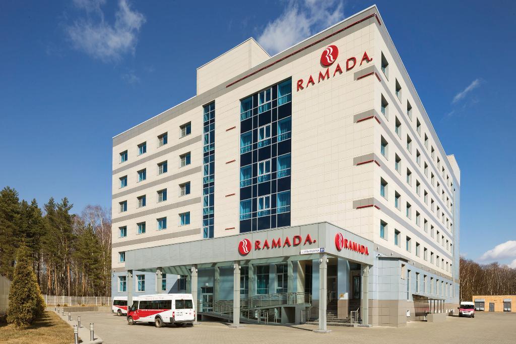 Ramada Moscow Domodevovo