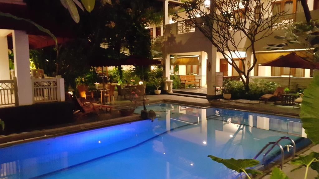 Hotel Indah Palace
