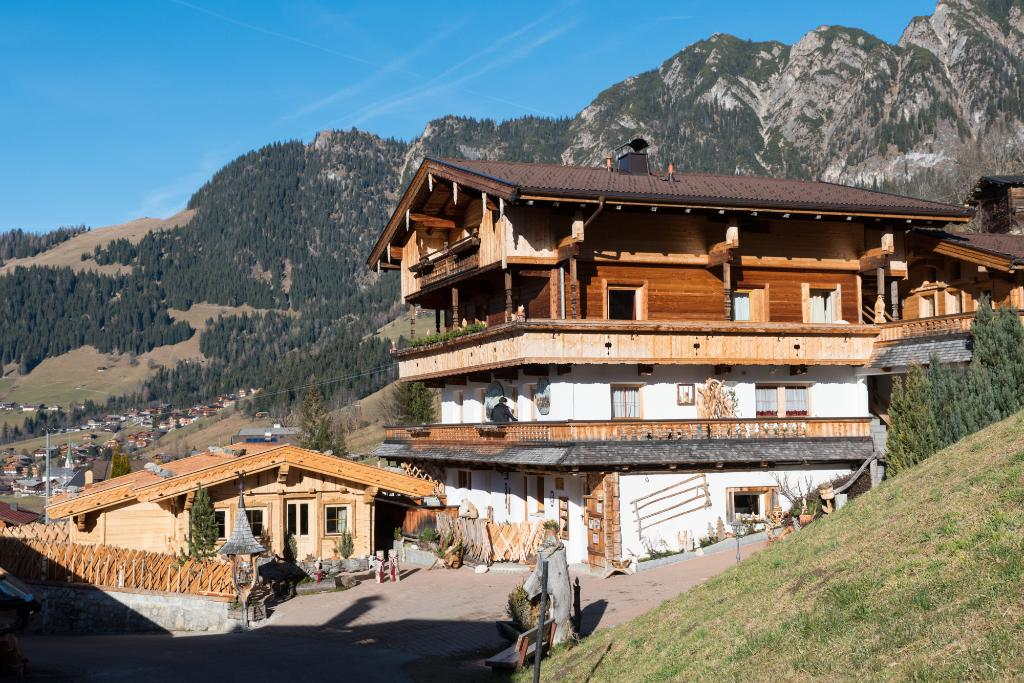 Almsauna & Aparthaus Rosenhof