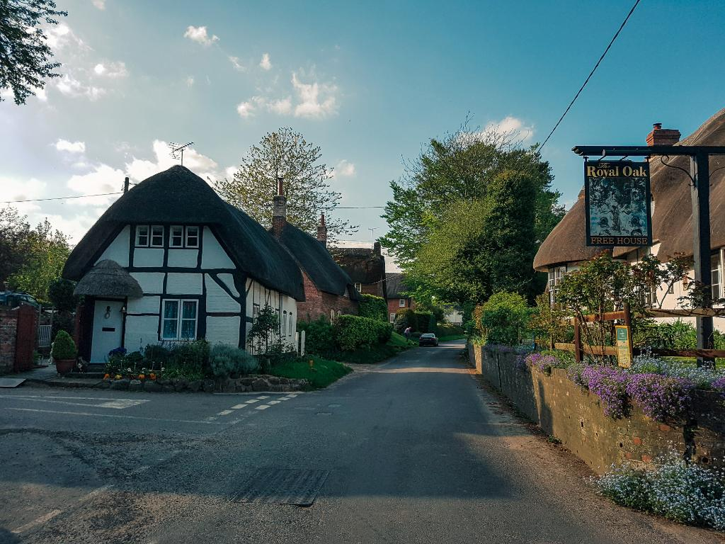 The Royal Oak at Wootton Rivers