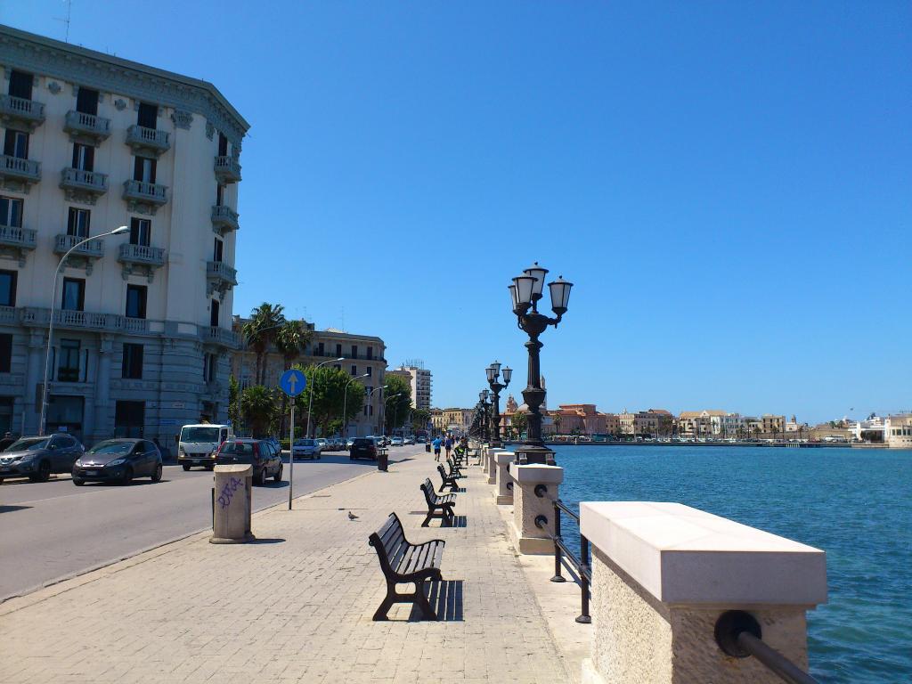 Hotel Campus X Bari - Terra di Puglia