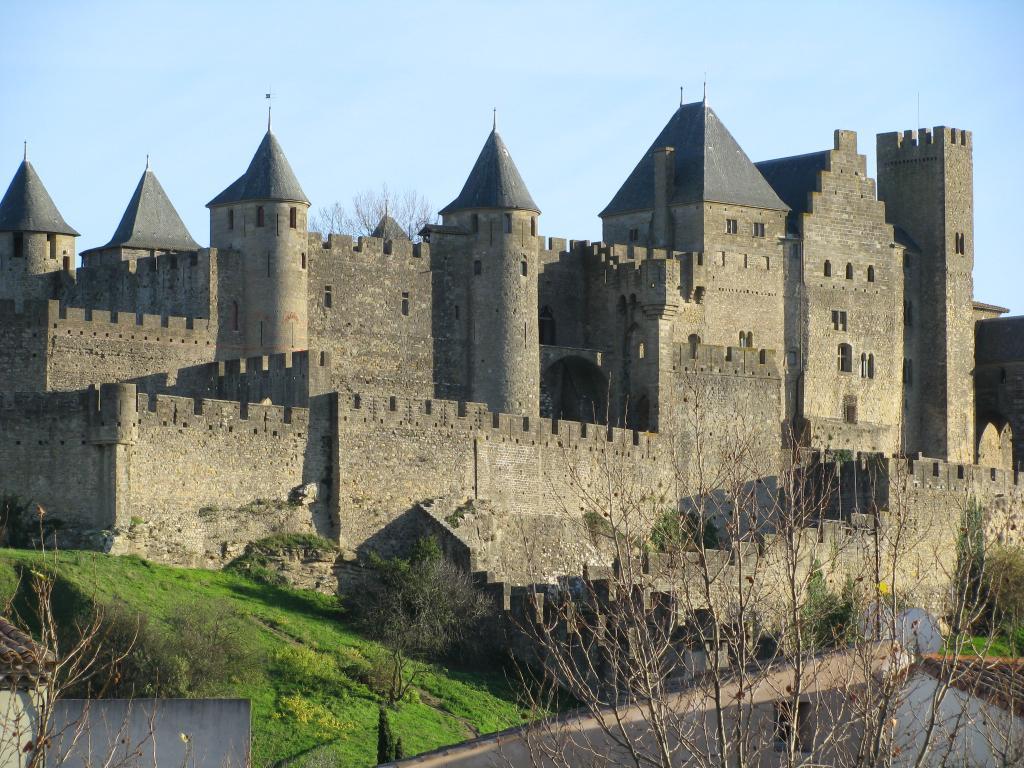 Auberge de Jeunesse Carcassonne