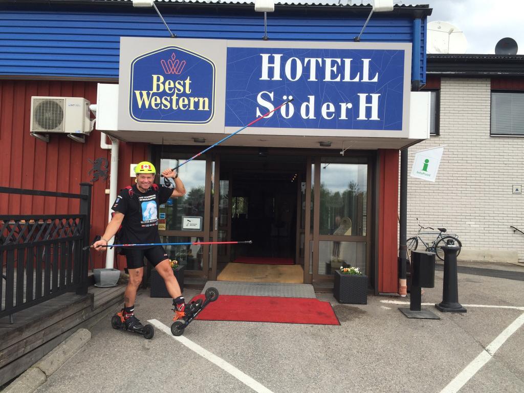 貝斯特韋斯特索德酒店