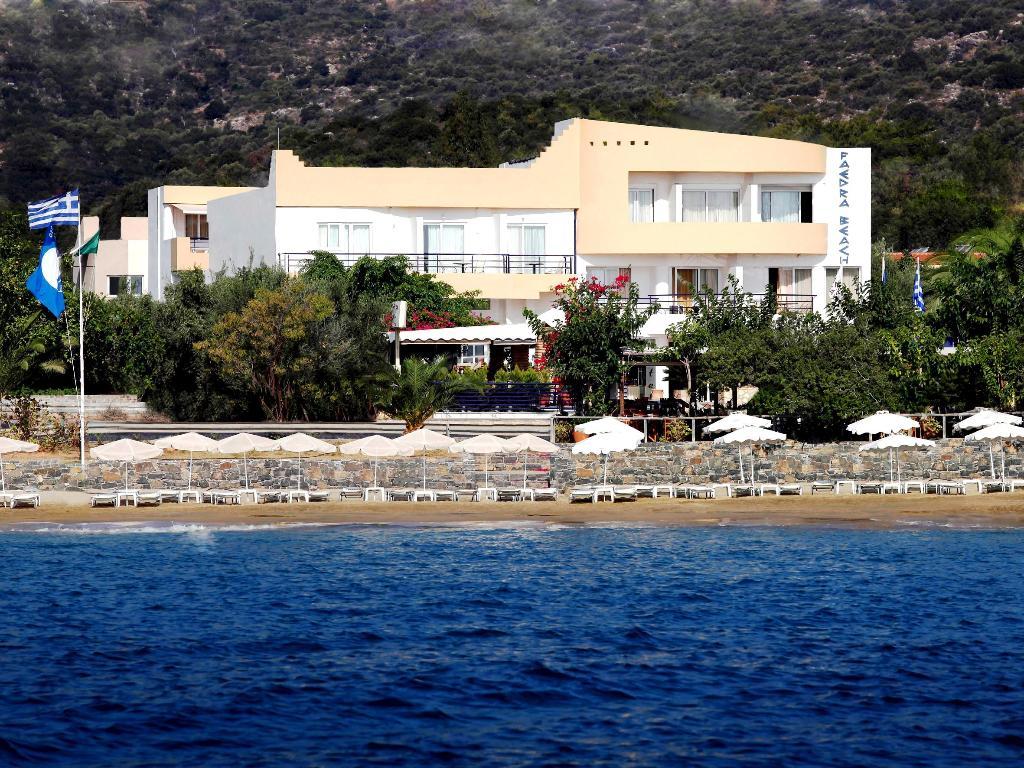 ファエドラ ビーチ ホテル