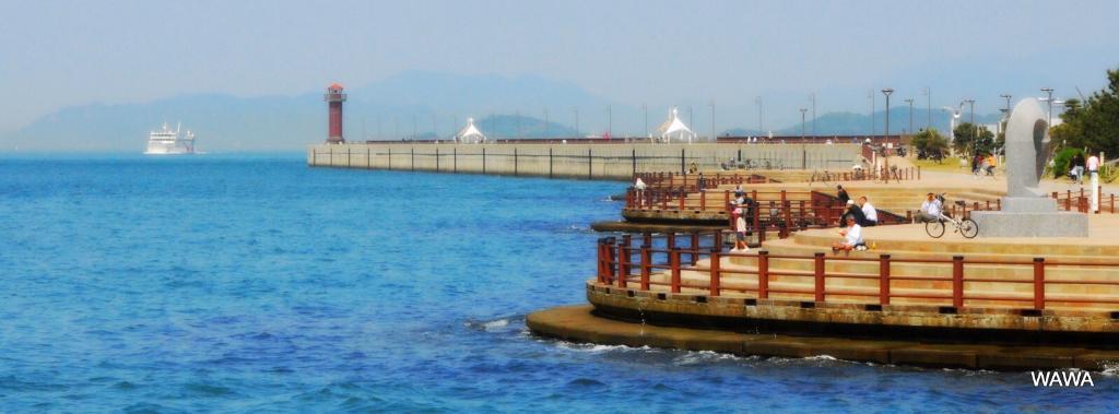 Takamasu Port