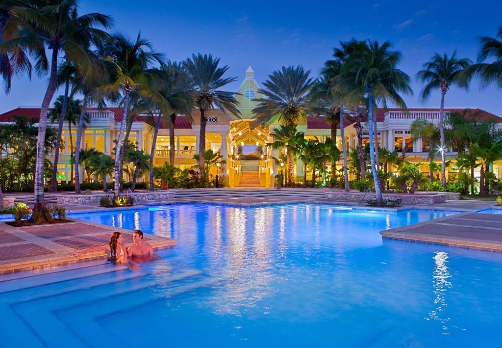 庫拉索萬豪海灘度假飯店及艾莫瑞得賭場