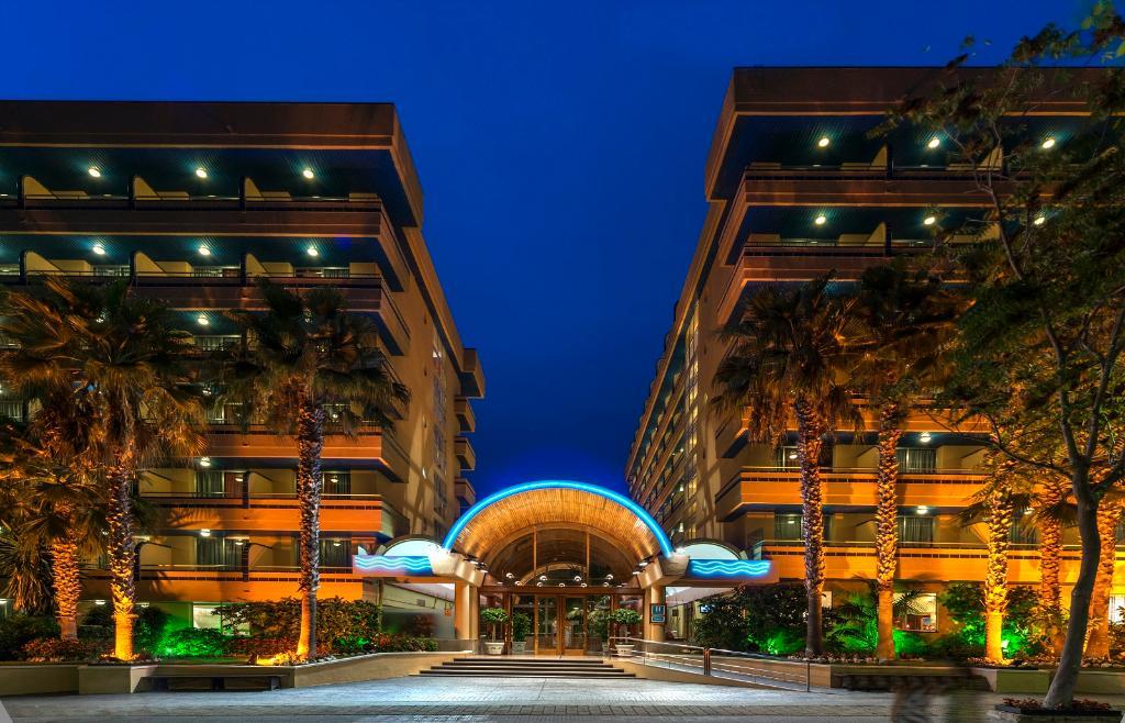 플라야파크 호텔