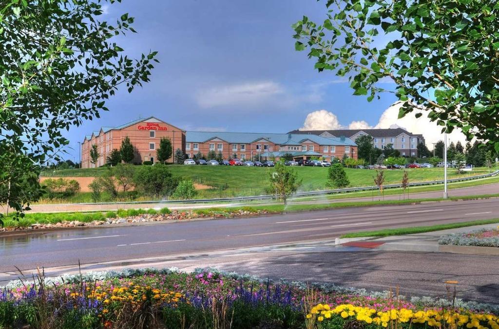科羅拉多溫泉希爾頓花園酒店