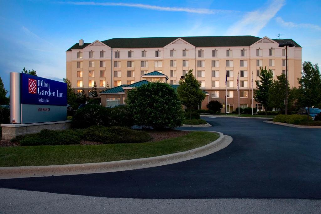 โรงแรมฮิลตันการ์เด้นอินน์ แอดดิสัน