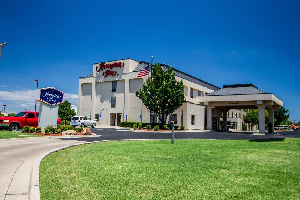Hampton Inn I-40 E (Tinker Air Force Base)