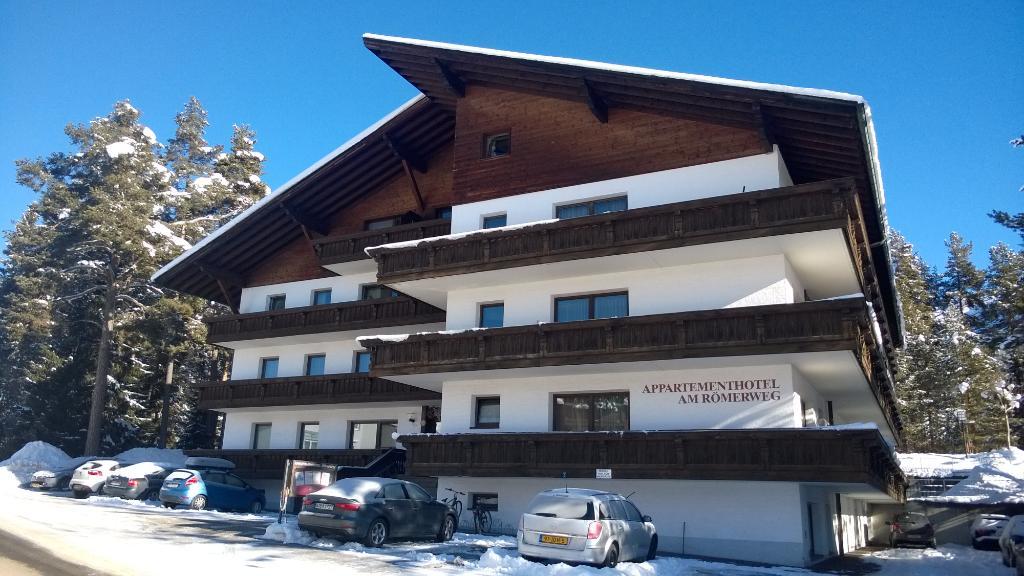 Appartementhotel am Romerweg