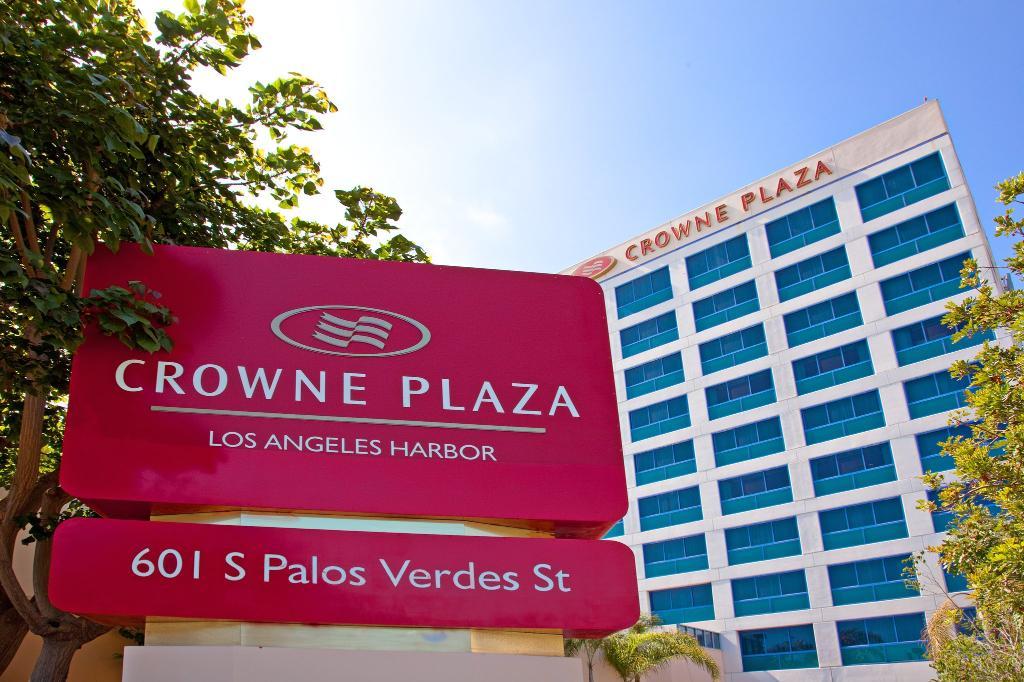 クラウンプラザ ロサンゼルス ハーバー