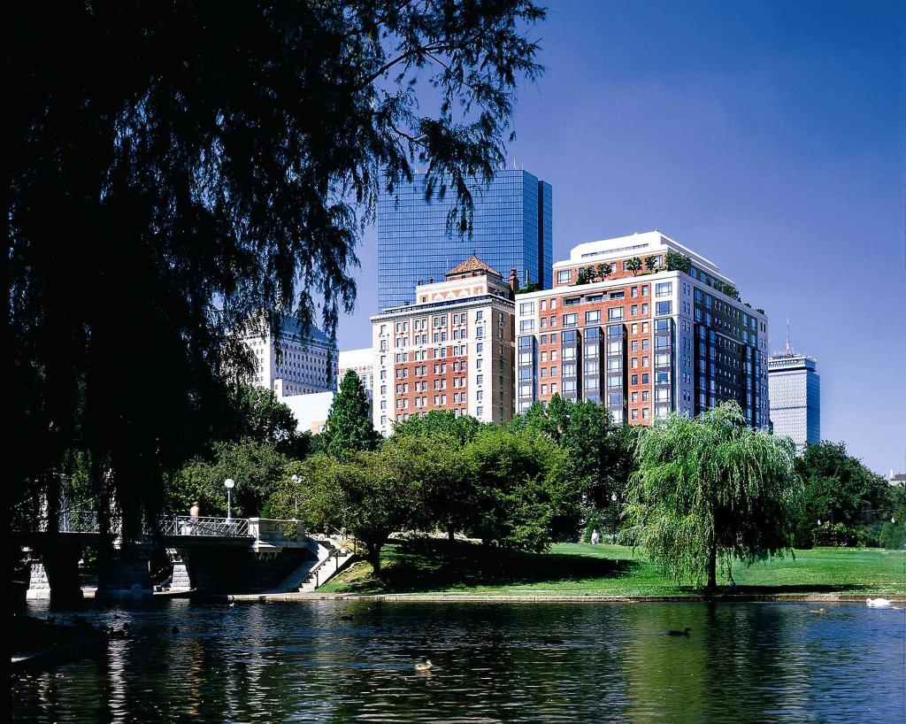 泰姬酒店波士頓