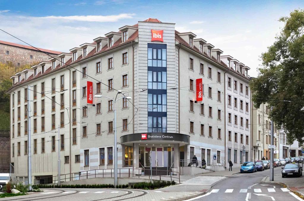 Ibis Bratislava Centrum