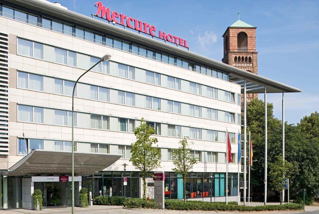 メルキュール ホテル プラザ エッセン