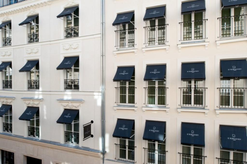 勃艮第酒店