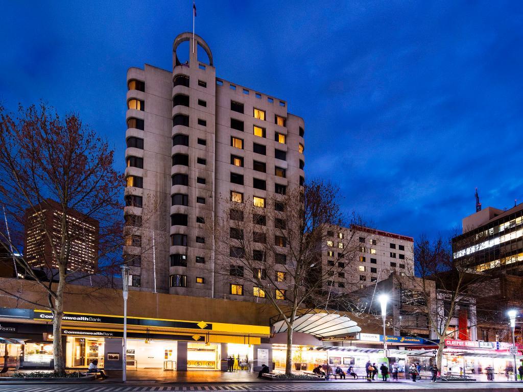 The Swanston Hotel, Grand Mercure