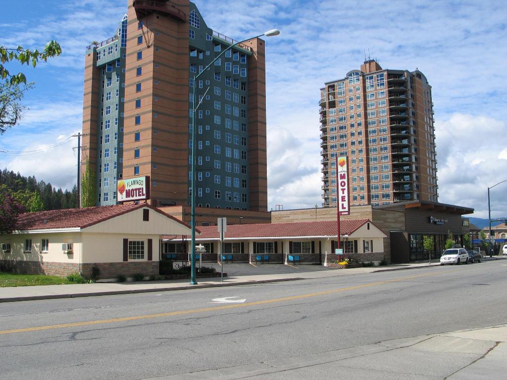 フラミンゴ モーテル