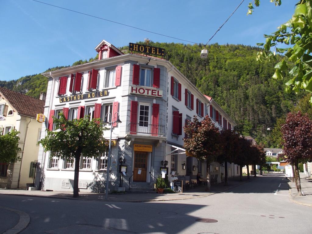 Hotel Adler-Central