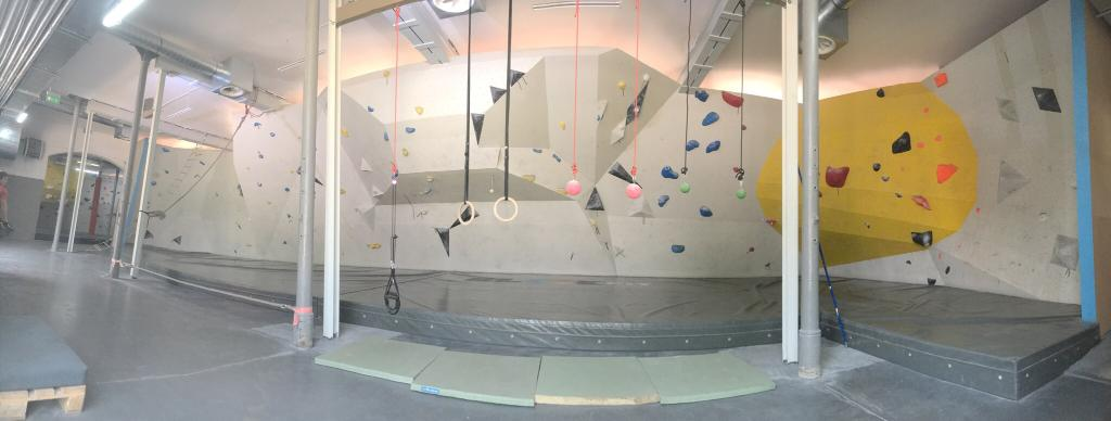 ‪BlokFit Boulder Center Gdansk‬