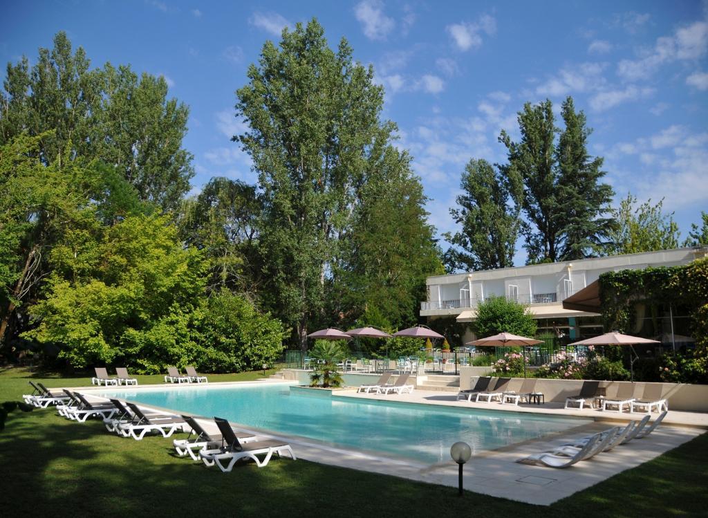 Cajarc Blue Hotel - La Segaliere