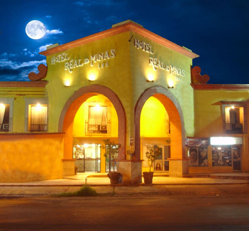 Hotel Real de Minas Inn