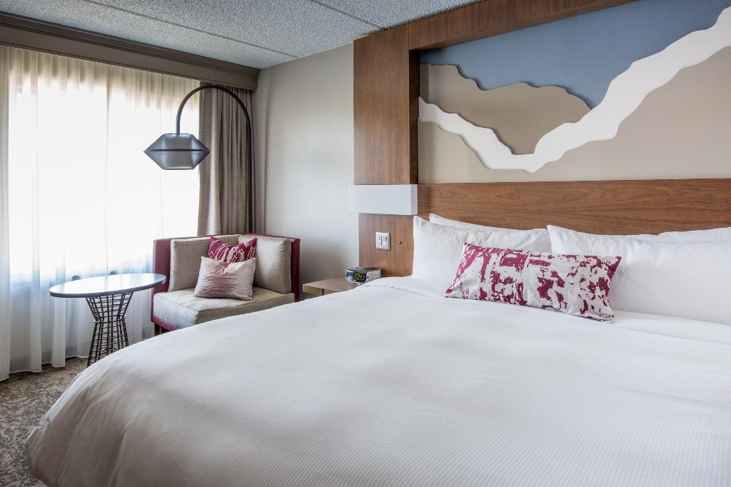 納帕谷萬豪酒店及水療中心