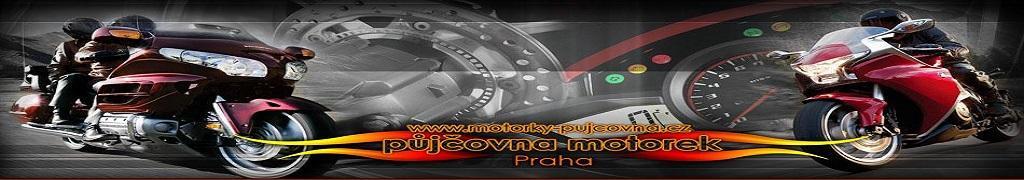 Motorcycle rental - Pujcovna motorek
