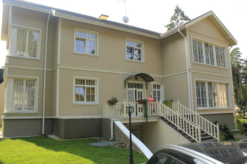 Апартаменты Amber Coast & Sea
